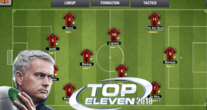Football Manager Top 11